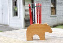 wood usage / by Kristin Hickey