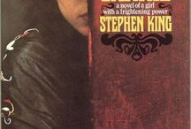 BOOKS - 1st US editions (Stephen King US 1st editions) / The first editions of Stephen King's books.. but only the US 1st/1st. / by Stephen King