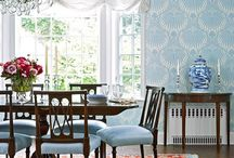 Dining Rooms Ideas / by Katie Giles