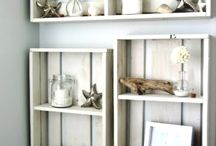 crafts for the home / by Judy Wetzel