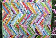 Quilts - Strings / by Karen Thompson