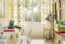 Sewing Room Ideas / by Katy Stanford