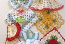 Crochet ideas for Laura and Gail / by Cheryl Cornman
