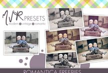 Light room presets and CS5 actions / by Melissa Wilson