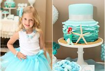 Mermaid Party Ideas / by The TomKat Studio