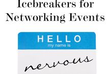 Networking / Networking is still the name of the game when it comes to landing a job. Whether it's online or in person these tips are sure to help you make a good impression. / by SSU Career Services