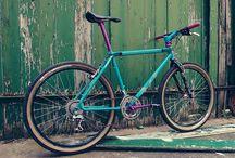 Retro Yeti Cycles / by Silverfish UK