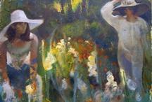 pinturas / by Cecilia Rocha