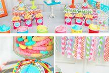 Party Ideas / by Brandi Baker