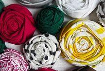 Flower Tutorials ... / by Jodi Baird Jocole Patterns