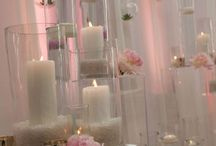 Candle Centerpieces / by Beyond The Ordinary Events