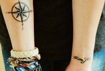 Tattoo Ideas  / by Brian Biddiscombe