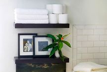 bathroom ideas / by Jennifer Toller
