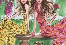 We ♥ Patterns, Prints + Illustration / by Henri Bendel