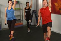 Workout routines / by Erika Peña