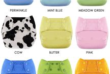 Diapers/ Cloth Diapering / by Venus Birth