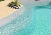 swimming pools / by Melody Reno