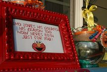 Elmo Birthday Party Ideas / by Renee Templeton