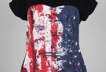 American Flag / by Amanda Roman