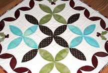 quilting / by Wendy Moeller