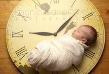 Photo Inspiration - Babies | Fotó inspirációk - újszülöttek | Fotoinspiration - Neugeborene / by Nanon // NanonArt