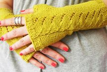 When I learn to knit / by Jessica Adams