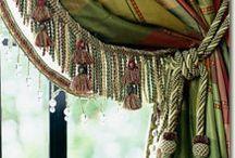 Home Decor-Curtain Call / by Susan Schumacher