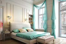 master bedroom / by Christel Davis