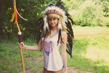Nicole Moses Photography / Native American head dress / by Mary Ann Moses
