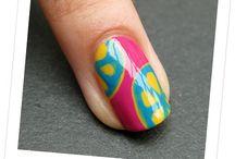 💅Fun nail designs & colors / by Michelle Morgen