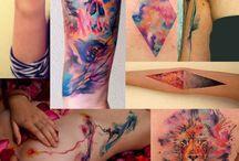 Tattoos / Awesome ink / by Kara Van Zandt