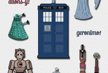 Cards - Doctor Who / by Penelope Jane