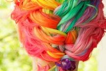 Hair styles / by Elizabeth Dawn