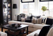 Living Room / by Heather Guzman
