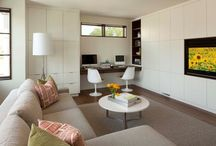 Family Room / by Mae Mae Daily