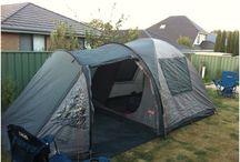 Camping / by Kendal Stegmann