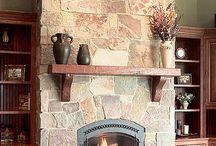 fireplace / by Jamileh