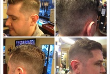 Men's cuts & styling / by Keile Hollenbeck-Cross