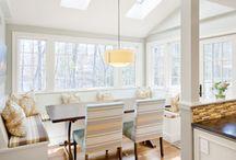 Breakfast/Game Area | House 2013 / by Britt Chamberlin