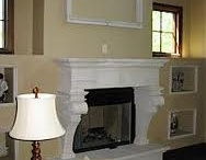Fireplace Inspiration / by Vicki Napier