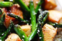 healthy menu / by Kim Williams-Smith