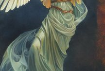 ~*~ Angels  / Angels. Enjoy! / by Kellena M Harrington