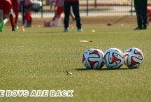 Here we go 2014  / by FC Dallas