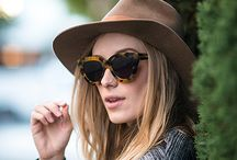 Hats Off / #hats #accessorize / by Chic&Chai