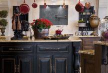 Design - Kitchen Idea's / by Tori Boards