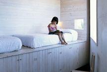 Where To Sleep / Beds, bedrooms, bedding and how people sleep. / by The Sleep Shirt