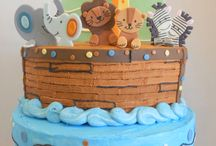 Cakes I've made / Buttercream cakes are my hobby...party treats too! / by Laura Palomino