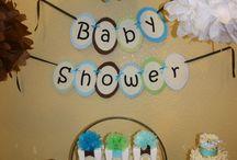 Baby showers / by Kaytelin Rebecca