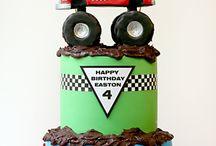 Kids Birthday Cakes / by Nann's Cupcake Kitchen