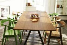 Dining Room Ideas / by Michele Hall